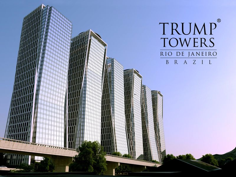 Major Locations You Won't Believe Where Donald Trump Does Business