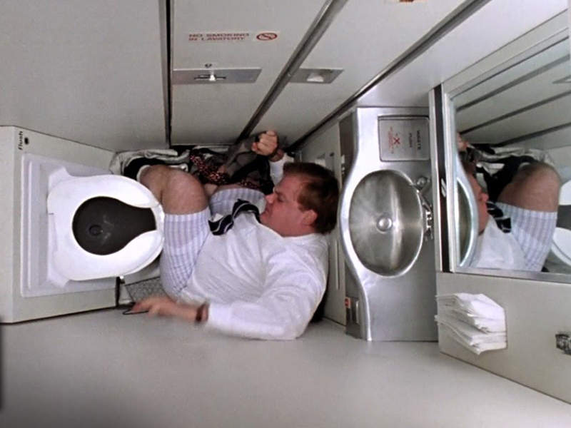 Airplane Bathroom Hacks Jetlaggin