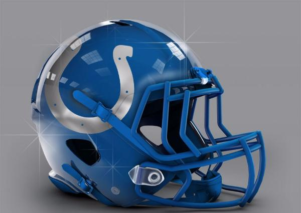 Check Out The Awesome Redesigned NFL Helmets of All 32 Teams