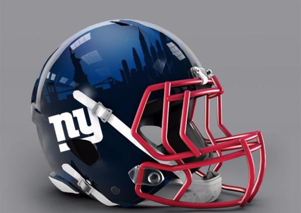 92eb5aa76f8 Check Out The Awesome Redesigned NFL Helmets of All 32 Teams - Jetlaggin